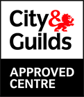 City & Guilds Approved Training Centre.